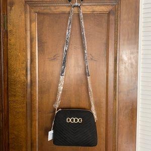 New Look Black Crossbody Handbag- NWT